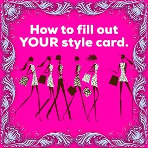 How to complete your style card!!!